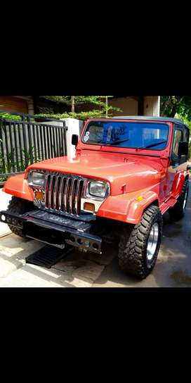 Jeep Cj 7 1981 Upgrade Wrangler