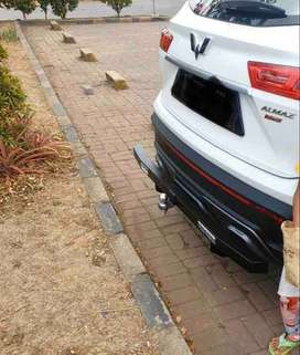 towing wuling almaz