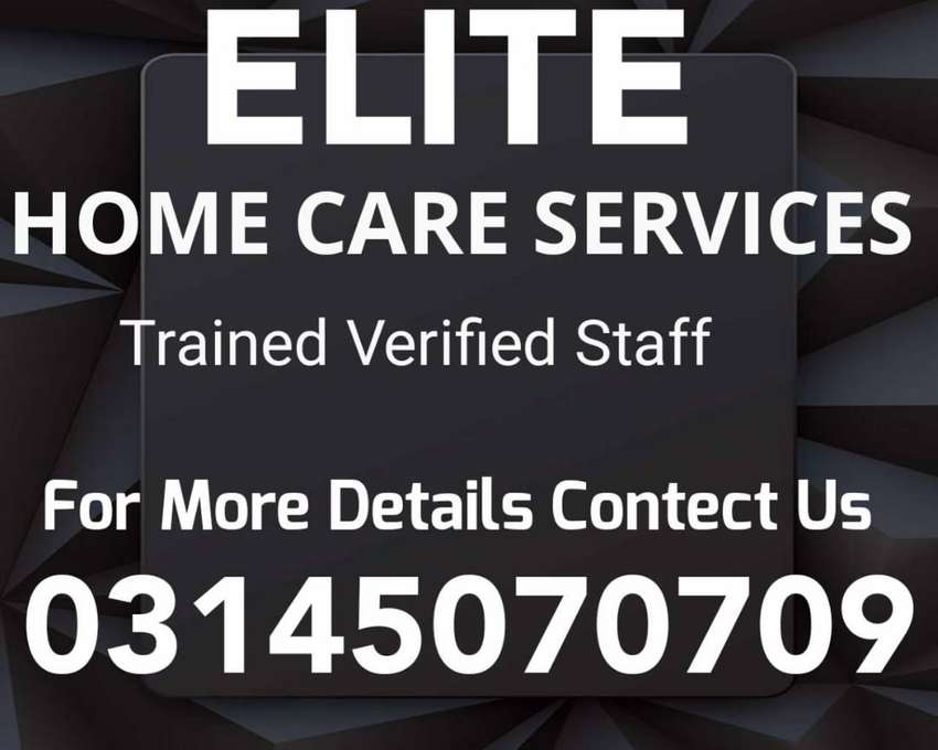 ELITE) Provide Domestic Staff, Patient Care, Driver, Cook Available 0