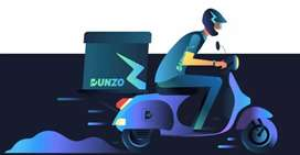 Dunzo Delivery Boys Hyderabad