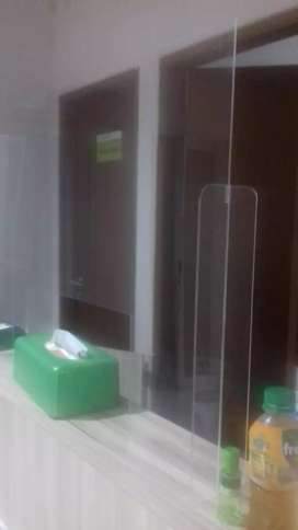 Huruf timbul, billboard, neon box, display