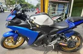 Yamaha R25 melayani tukar tambah Rafael motor