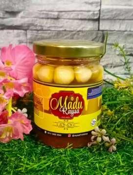 Madu Bawang Lanang   uk 250ml/310gr