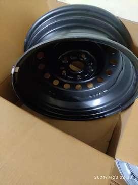 Ertiga,model 2021Alloy wheel, side holder, wheel cover,frant panal set