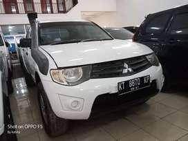 Mitsubishi Strada Triton GLX 2011 Double Cabin 4x4