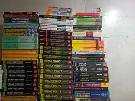 UPSC SSC COMPETITION BOOKS