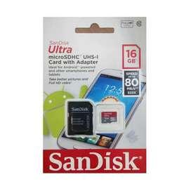 Micro SD SanDisk 16GB ULTRA CLASS 10 48mb/s Memory Card Class10 16 GB