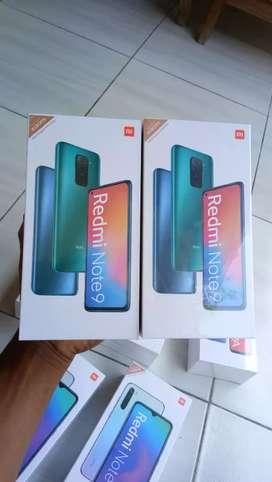 Redmi Note 9 4/64 New