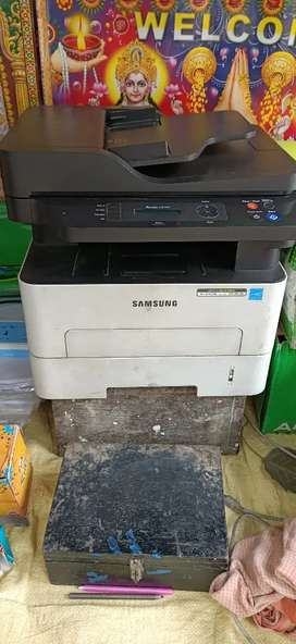 Samsung 2876 printer mast condition