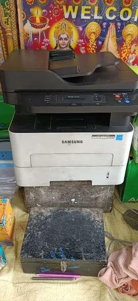 Samsung 2876 printer mast condition