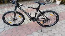 Suncross Surge 21 speed gear cycle