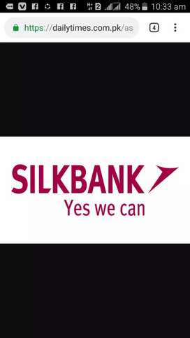 Males and Females Required for Silk Bank