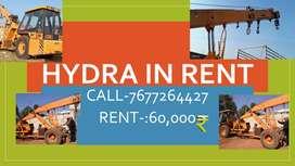 Hydra in rent