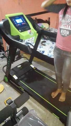 The best Treadmil Elektrik 4 fungsi New sapporo Sport