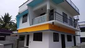 4 .5 cents land 3 BHK Villa in Alappuzha.