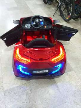 Rechargeable car