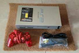 Ps2 Fat Mcboot + Flesdisk 16gb isi 30Game Full