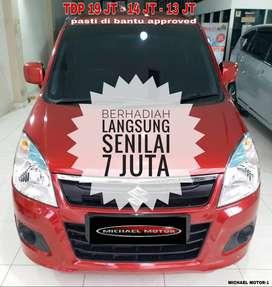 Suzuki Karimun Wagon R GL DP13 MT 2017 Bukan 2016 Termurah SEINDONESIA
