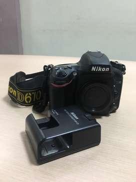 Dijual Nikon D610