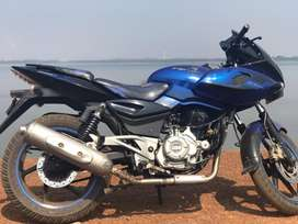 Full maintained Pulsar 220 in New condition