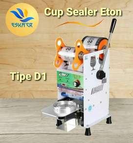Cup Sealer Eton ET-D1 Manual GELAS UKURAN JUMBO 22 oz