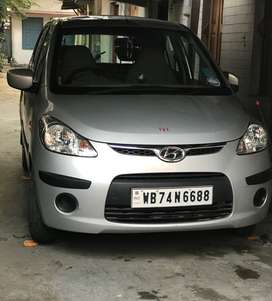 Hyundai i10 Sportz in mint condition, driven 12000+ KMS