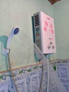 Pemanas Air Shower LPG Aman Gas