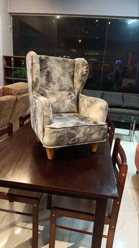 Wing chair for kids