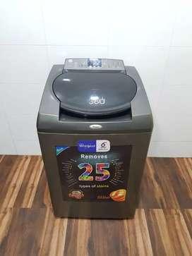 Whirlpool bloomwash 8kg fully automatic washing machine