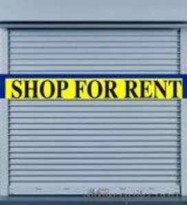 Shop For Rent Main Road Facing 42 sqmtrs Double Height for 48 k