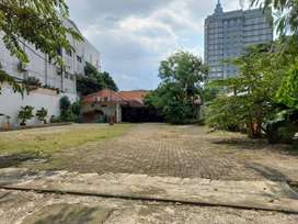 Lahan Komersial luas 15x38 lokasi strategis diUtan Kayu Jakarta Timur