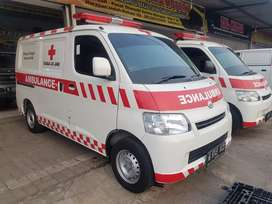 ambulance. ambulan. mewah .gran max full Ac  th.2013/2014/2015