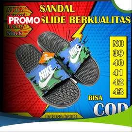 Sandal Slop Slope Selop Keren Mantap Trendy kekinian k4