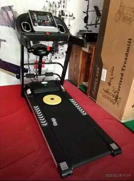 Alat fitnes rumahan // treadmill elektrik Fitclass Fc Hokaido