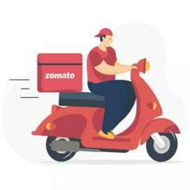 Earn upto 20000 by food delivery job in Vadodara