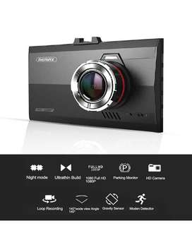 Remax CX-05 Blade Car Dashcam Recorder Dashboard Camera Car DVR - Blac