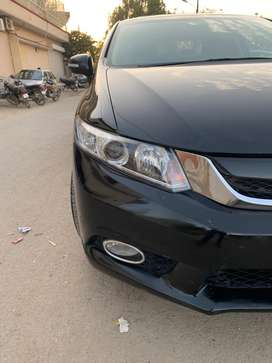 Honda Civic Oriel Prosmatic 2014