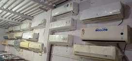 DHAMAKA WARRANTY 1 YEAR SPLIT AC, WINDOW AC, AVAILABLE