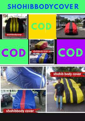 sarung mantel selimut bodycover mobil motif 048