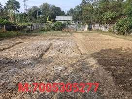 Urgent 11 ganda plot sale at Anandanagar, Agartala.