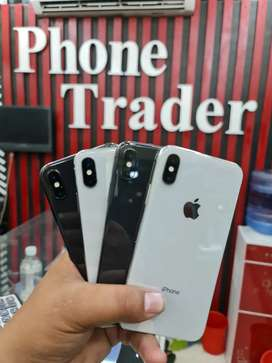 Iphone X 64gb 256gb PTA Approved