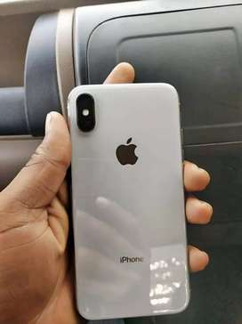IPhone X 64GB good condition bill box charger urgent sale