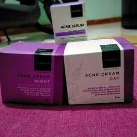 Paket Acne Cream Scarlett