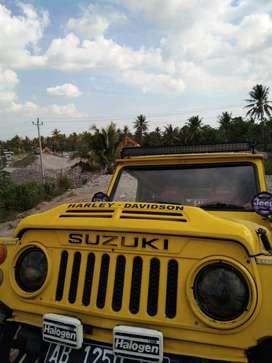Dijual Jeep Jimny 4x4 Original 75 Jt Nego