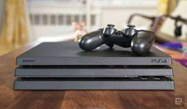PS4 PRO - PREOWNED