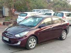 Hyundai Verna 2011-2014 1.4 CX VTVT, 2012, Petrol
