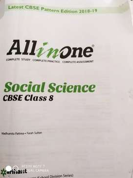 Allinone social reference book CBSE 8