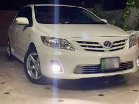 Toyota Corolla 2010 model on easy installment: