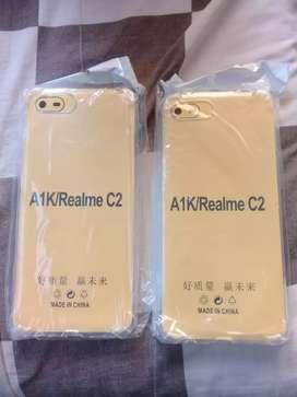New Realme C2 Softcase Anti crack Tebal
