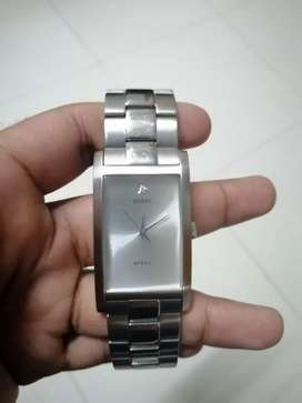 Guess diamond watch for men